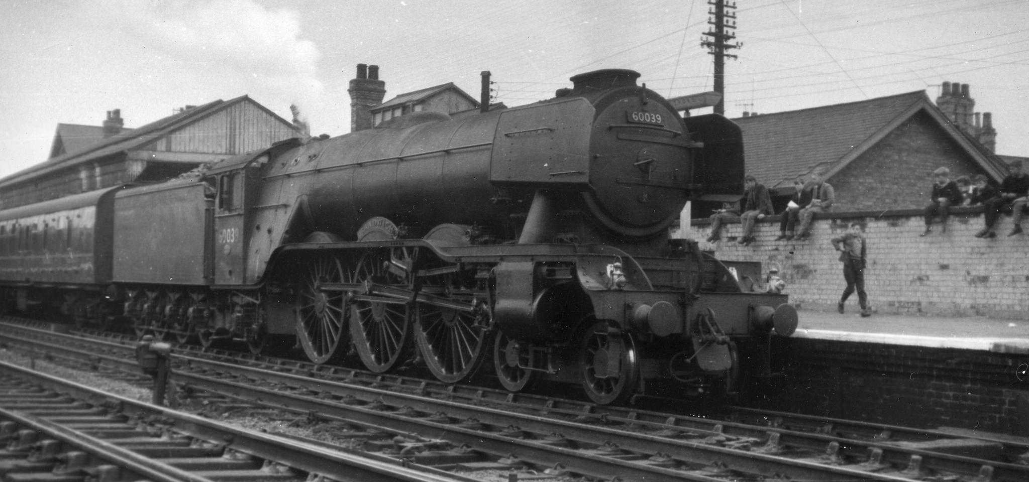 That S Me On The Wall Live Steam Locomotive Steam Engine Trains Steam Railway