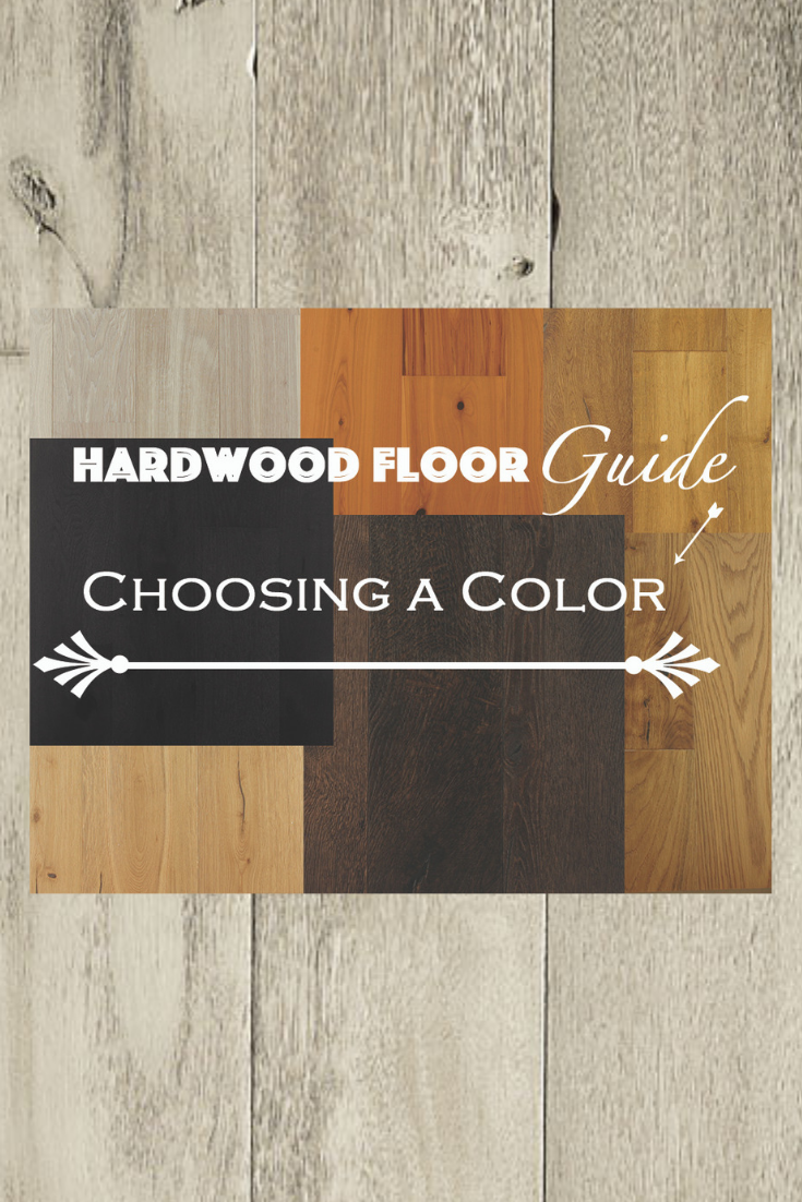 Choosing A Hardwood Floor Color For Your New Home Can Be Challenging This Is Guide That Help You Make Good Choice