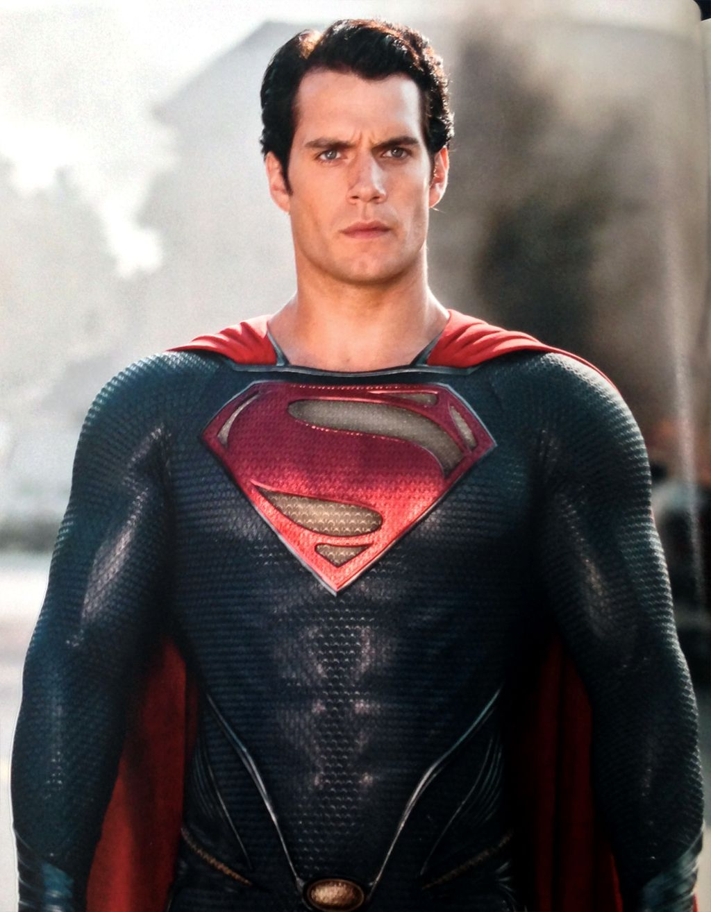 MAN OF STEEL First Look At Kryptonian Council Member; New