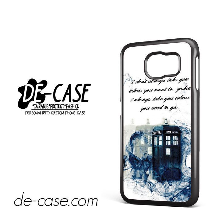 Doctor Who Tardis Wallpapers DEAL-3535 Samsung Phonecase Cover For Samsung Galaxy S6 / S6 Edge / S6 Edge Plus
