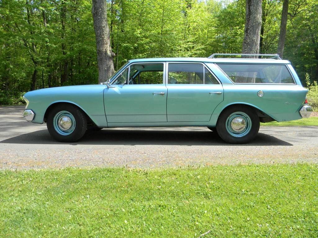 1963 AMC Rambler Classic Cross Country 550   AMC, Rambler, Nash ...