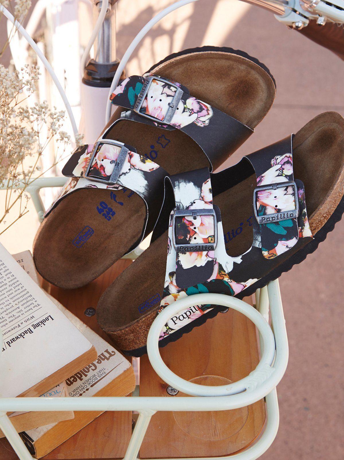 30c8693e9f00 Arizona Floral Birkenstock