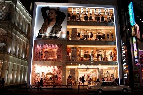 and i already feel like our forever 21 is too hard to shop at :o