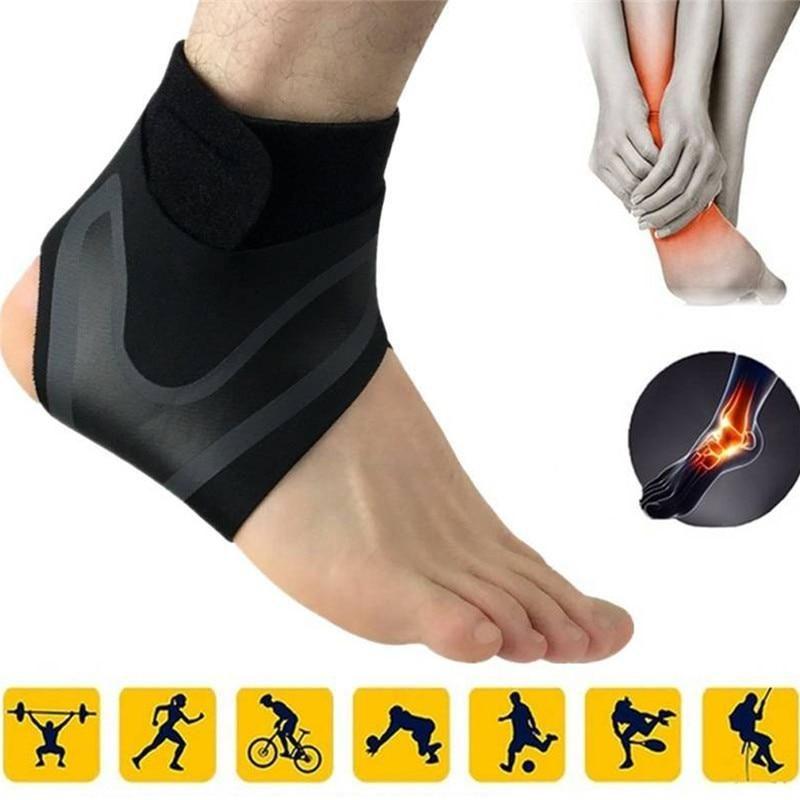 1 pair leftright feet sleeve support socks breathable