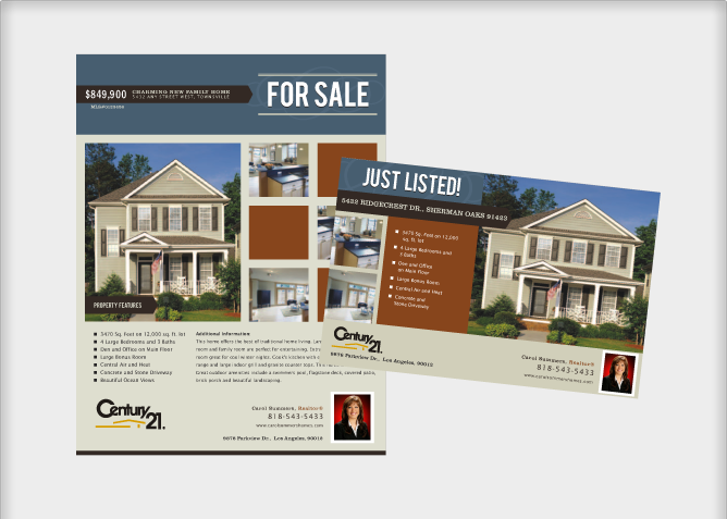 Commercial Real Estate Flyer Design | youhomedecor. | Apartments ...