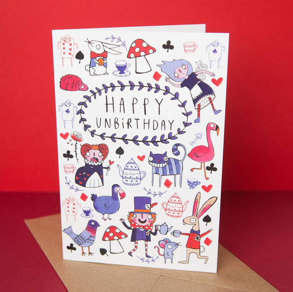 Pin By Alie Graphie On Dtodo Happy Unbirthday Birthday Cards Cards