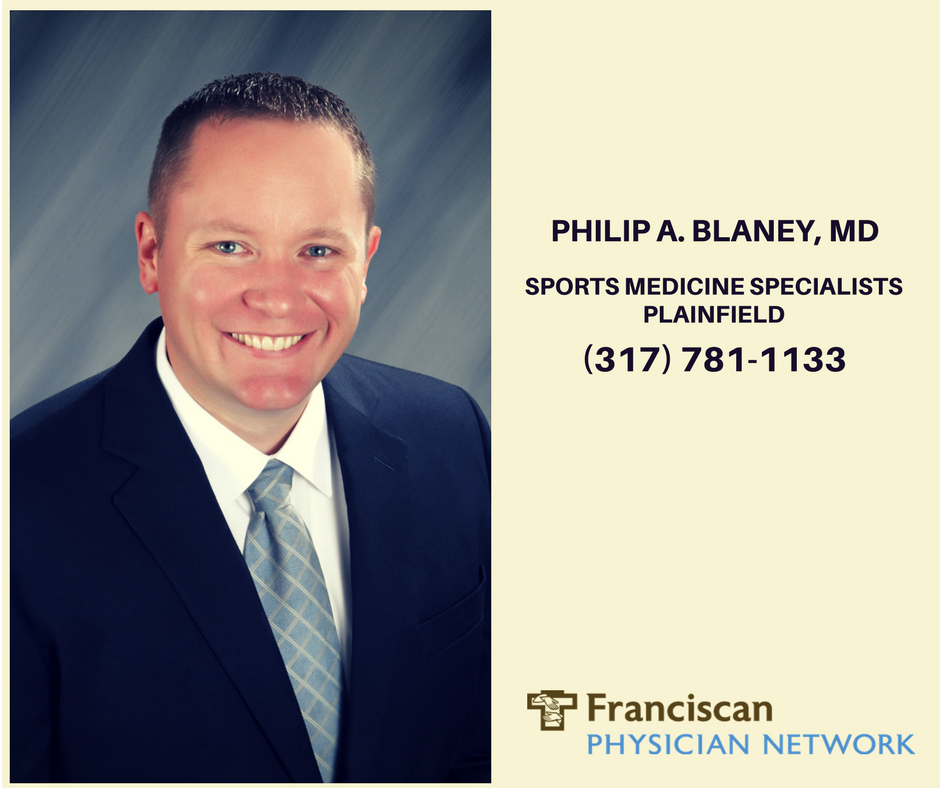 Philip A. Blaney, MD, has joined Franciscan Physician