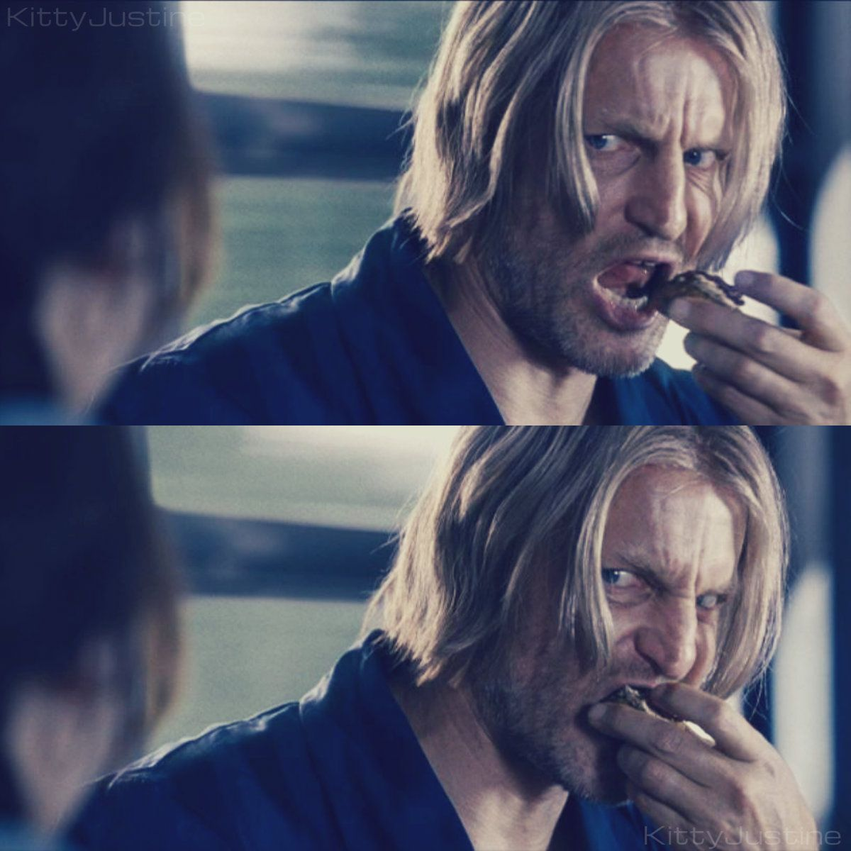 Haymitch This Is Why He Is One Of My Favorite Characters I Could Seriously See Him Doing This