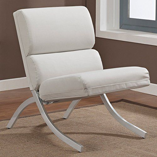 Fantastic Metro Shop Rialto Bonded Leather White Chair For More Machost Co Dining Chair Design Ideas Machostcouk