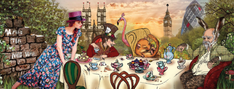 Through the looking glass: 150 years of Alice in Wonderland - PART II