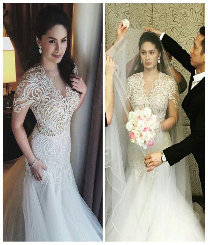 Judy Ann Santos Wedding Dress | Wedding Dress | Pinterest
