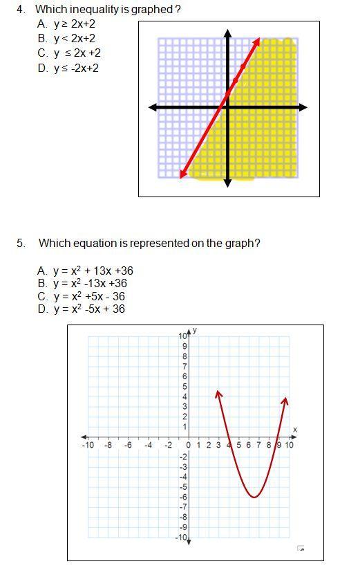 Algebra Practice Test School Pinterest Algebra Math And School