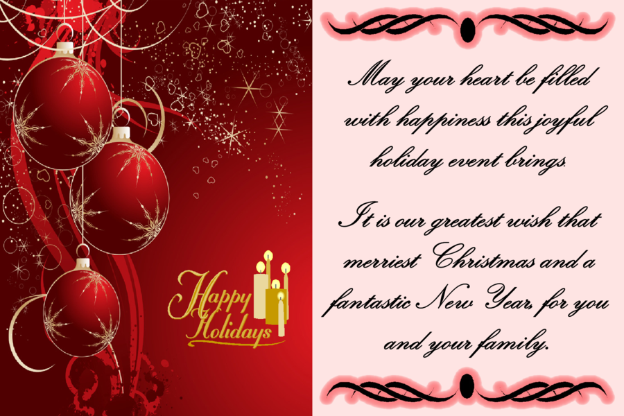 Xmas Quotes Happy Holidays Wishes Family Christmas Quotes Christmas Wishes Messages
