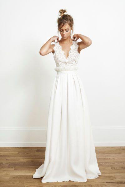 patron robe de mariee boheme sans effort belles robes de. Black Bedroom Furniture Sets. Home Design Ideas