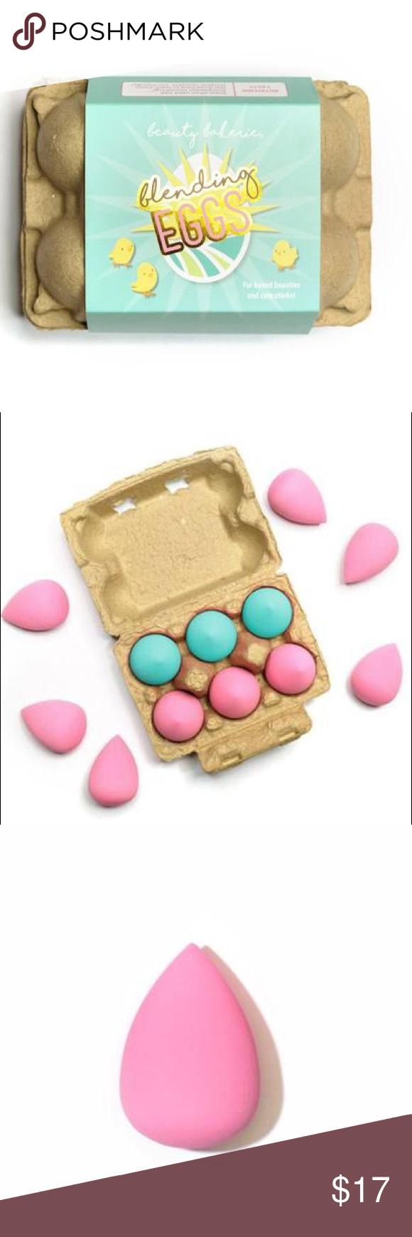 Beauty Bakerie Blending Eggs Beauty Sponges NWT Beauty
