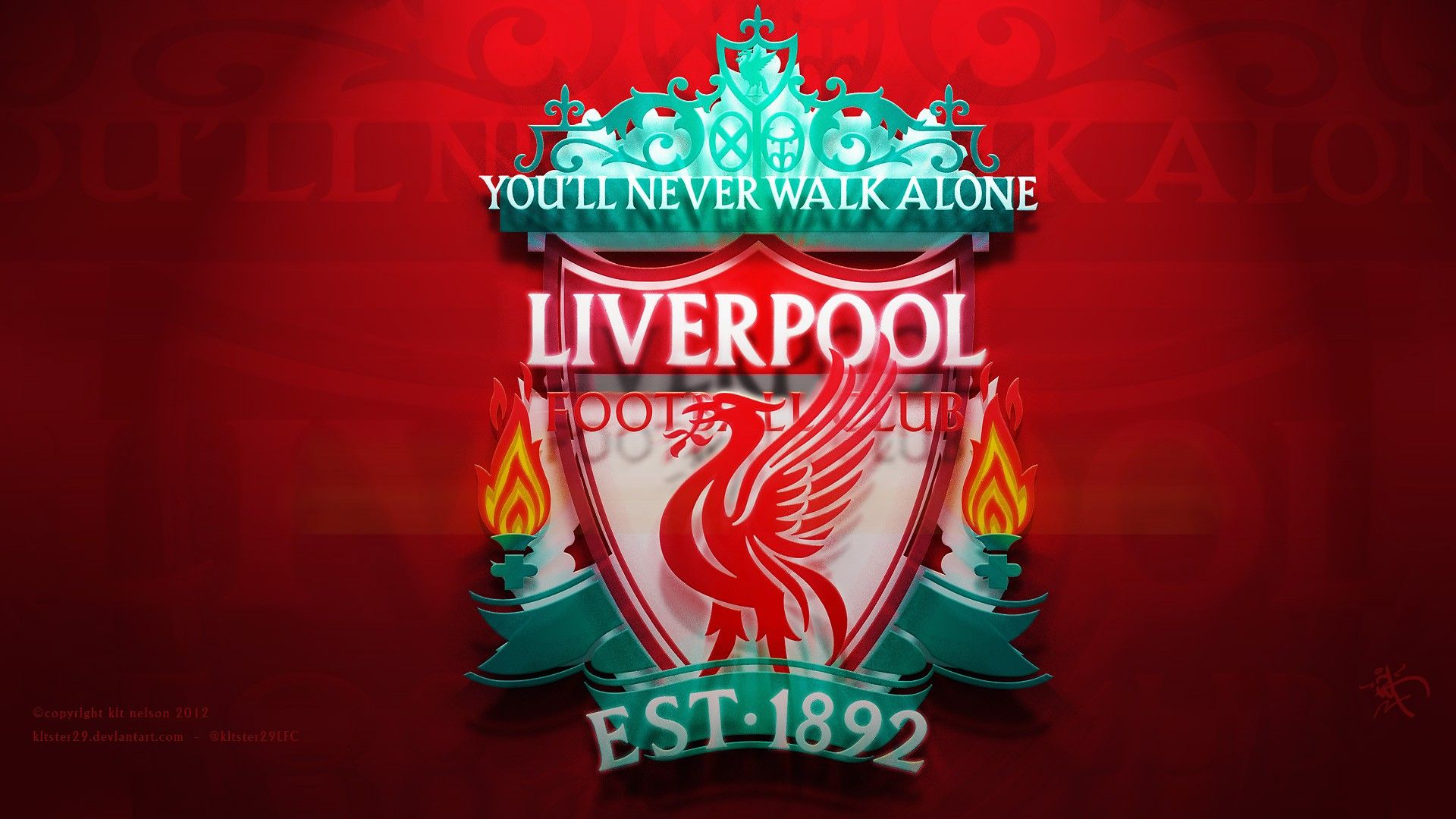 pin wallpaper liverpool awesome - photo #43