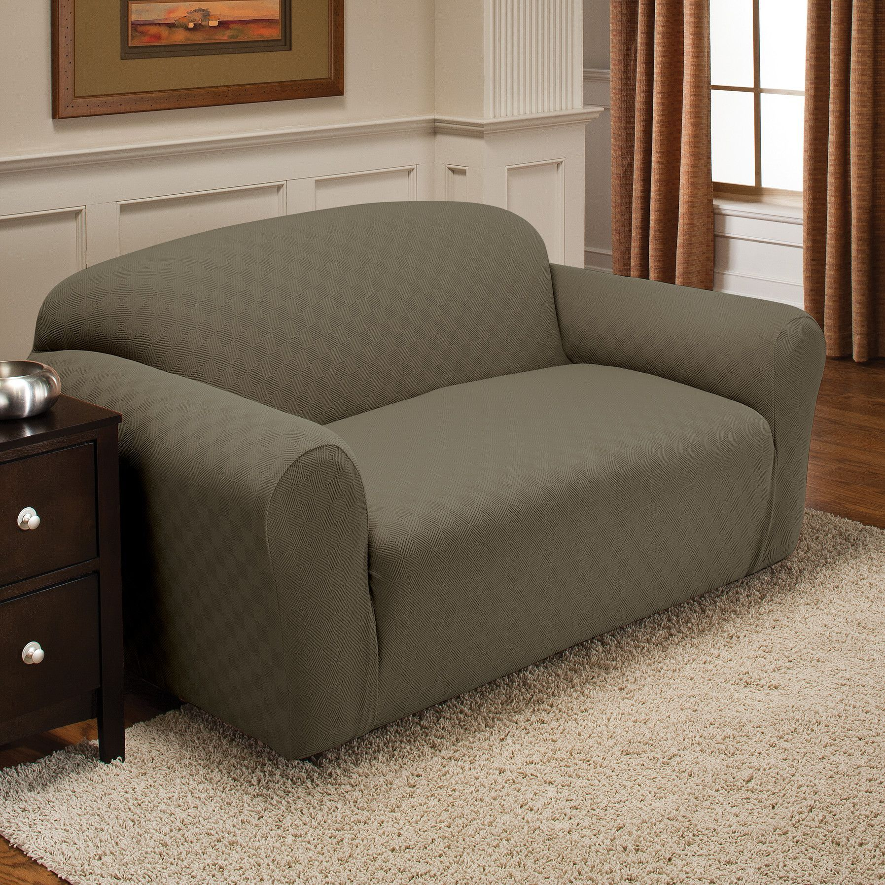Newport Stretch Loveseat Slipcover Products