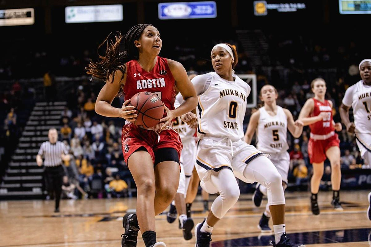 APSU Women's Basketball takes on Tennessee Tech in first