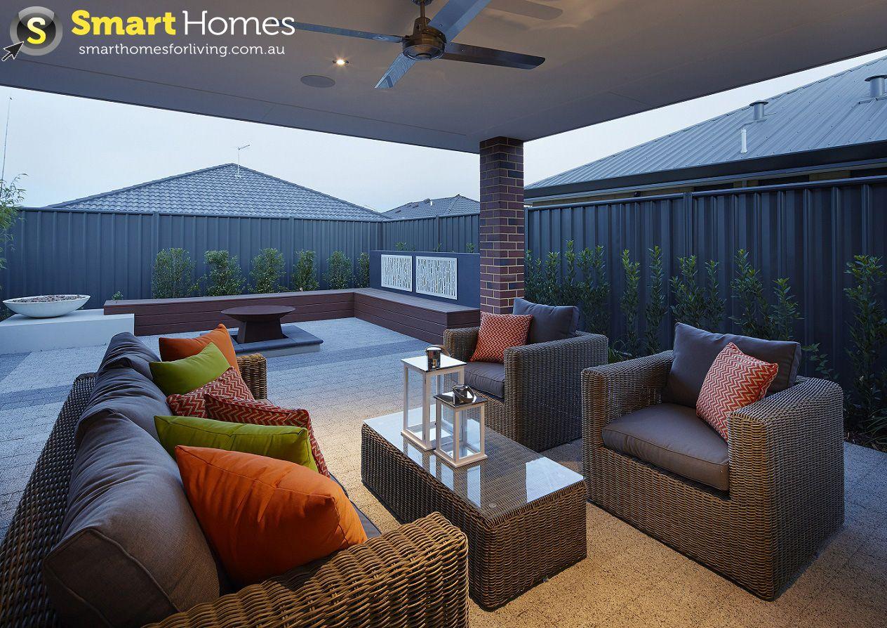 Modern patio alfresco design patio alfresco for Outdoor alfresco designs