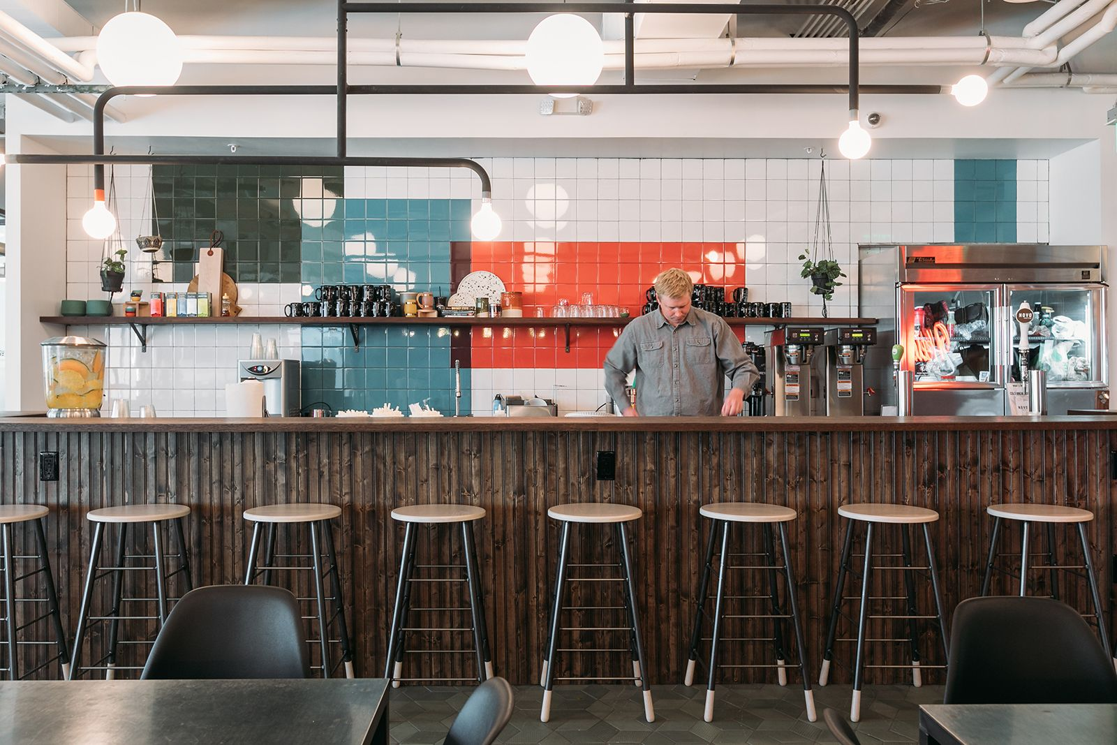 Kitchen Stores Denver Cheap Hardware A Tour Of Wework Lohi Paulista Pinterest