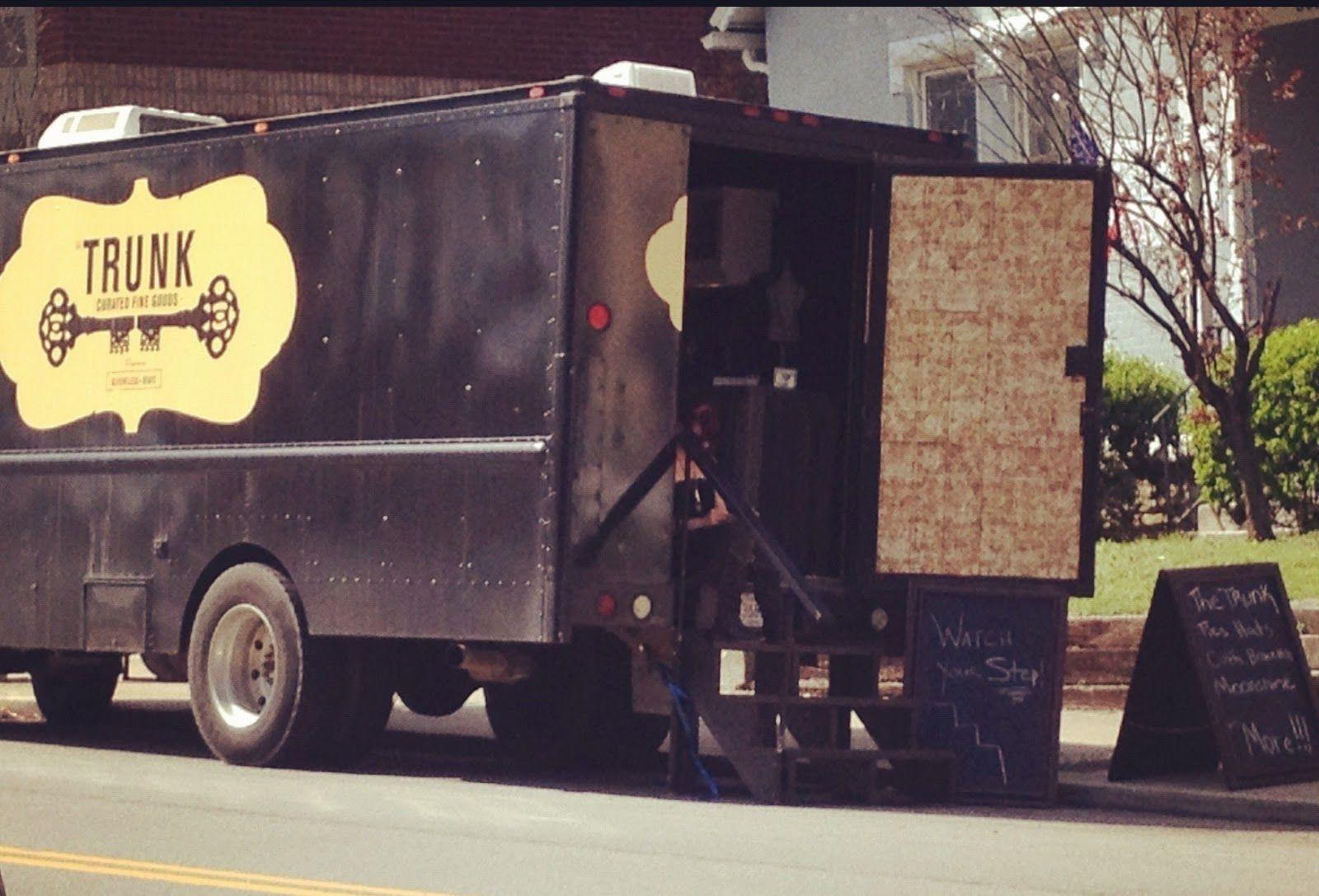 The Trunk Nashville Music row, Trunks, Fashion truck