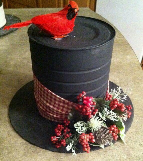 Sombrero centeo de mesa