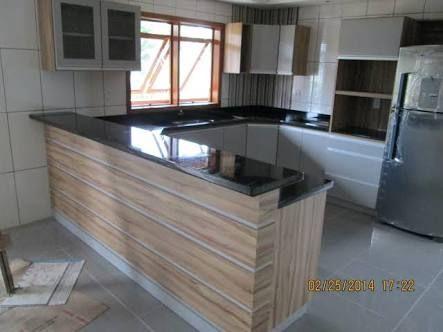 Resultado De Imagem Para Cozinha Com Granito Verde Ubatuba Com
