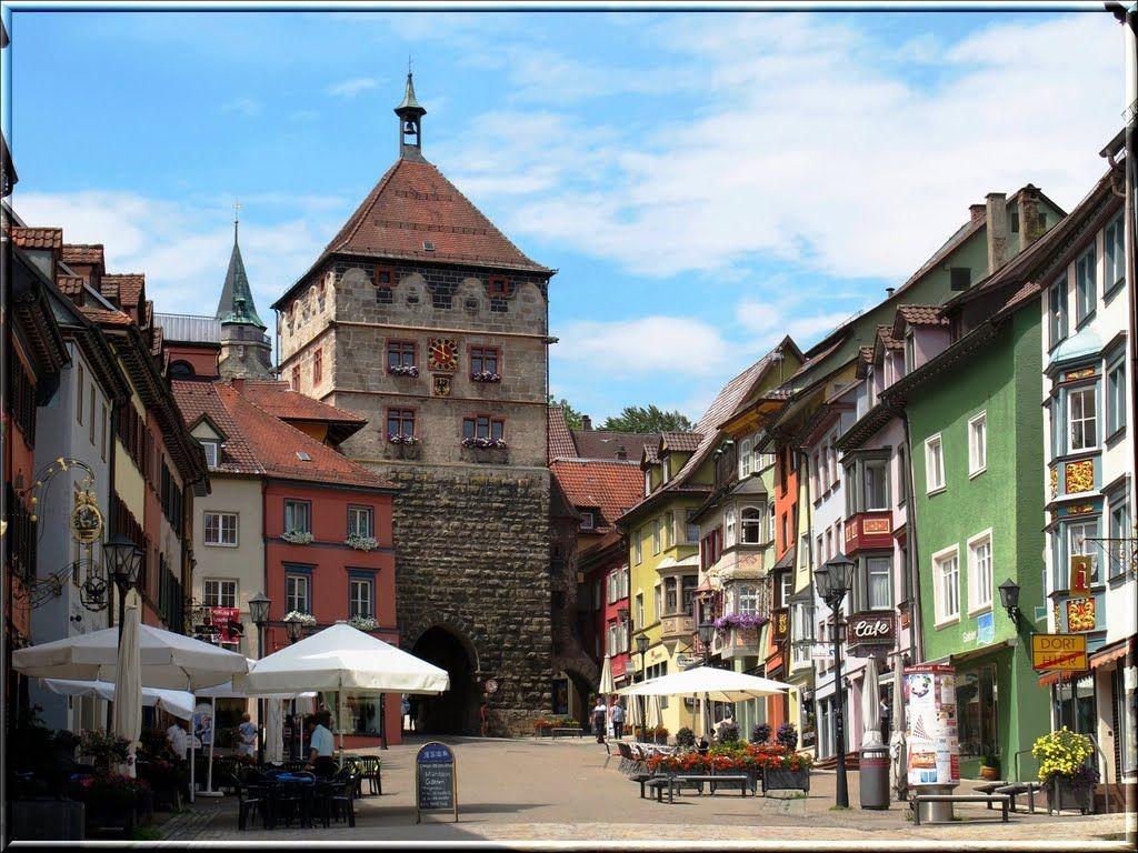 Die Alteste Stadt Baden Wurttembergs Stadt Burger Altstadt Wurttemberg Stadt
