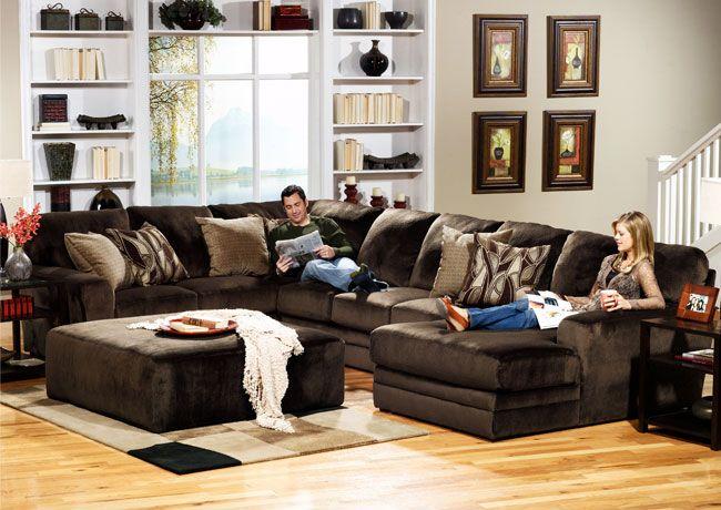 Jackson Furniture Everest Living Room Collection Sofa