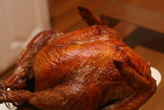 Week of Menus: Bay, Sage, Thyme Dry-Brined Turkey: Gobble, gobble, gobble me up!