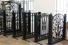 Hand Forged Wrought Iron Entry Gates Offer Beauty And Security | Fencing  Ideas | Pinterest | Entry Gates, Wrought Iron And Iron