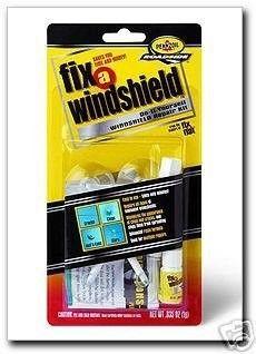 crack repair kit windshield