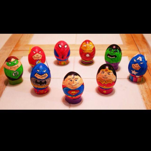 JLA and Avengers Easter Eggs | Random | Marvel easter eggs ...
