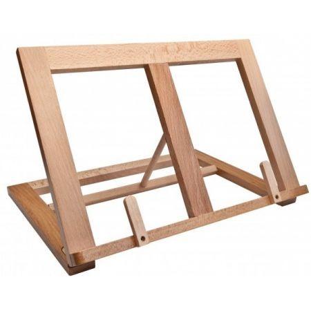 Atril Plegable fabricado en madera de haya de 1ª Calidad. Fabricación nacional, moderno y Funcional.