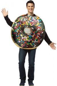 Doughnut Costume - Mens Costumes