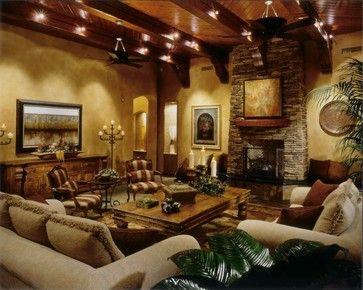 Paradise Valley Home Mediterranean Living Room Phoenix Debra