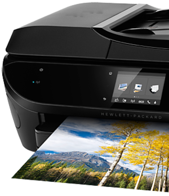 Use HP Envy 7640 scan solution to perform HP Envy 7640 scan to email