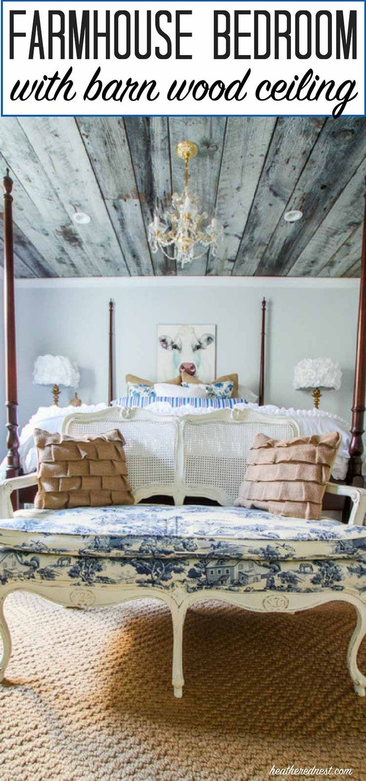 Jugendzimmerstil be our guest an urban country bedroom makeover