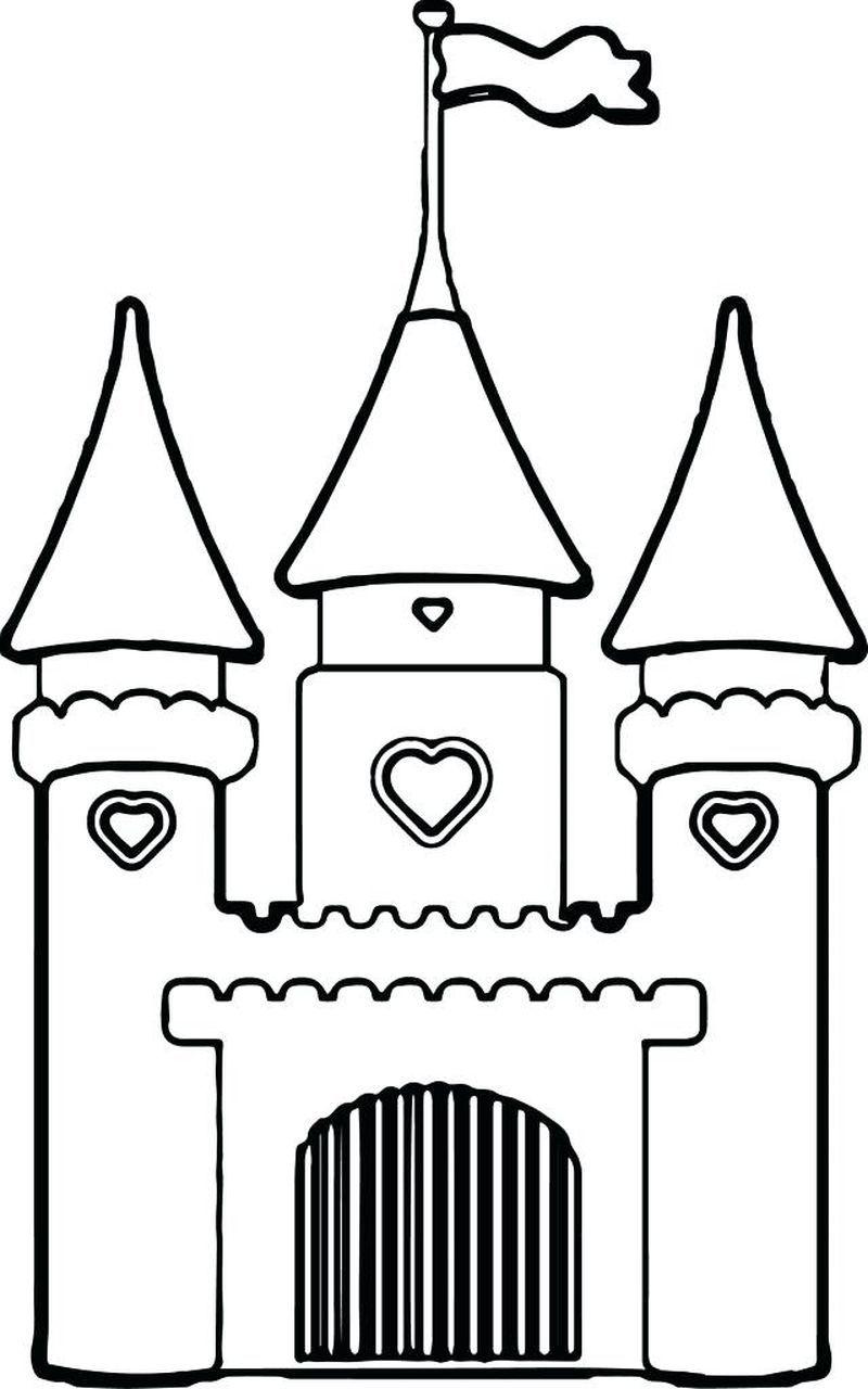 Very Cool Castle Coloring Pages Collection Free Coloring Sheets Disegni Da Colorare Disegni Colori