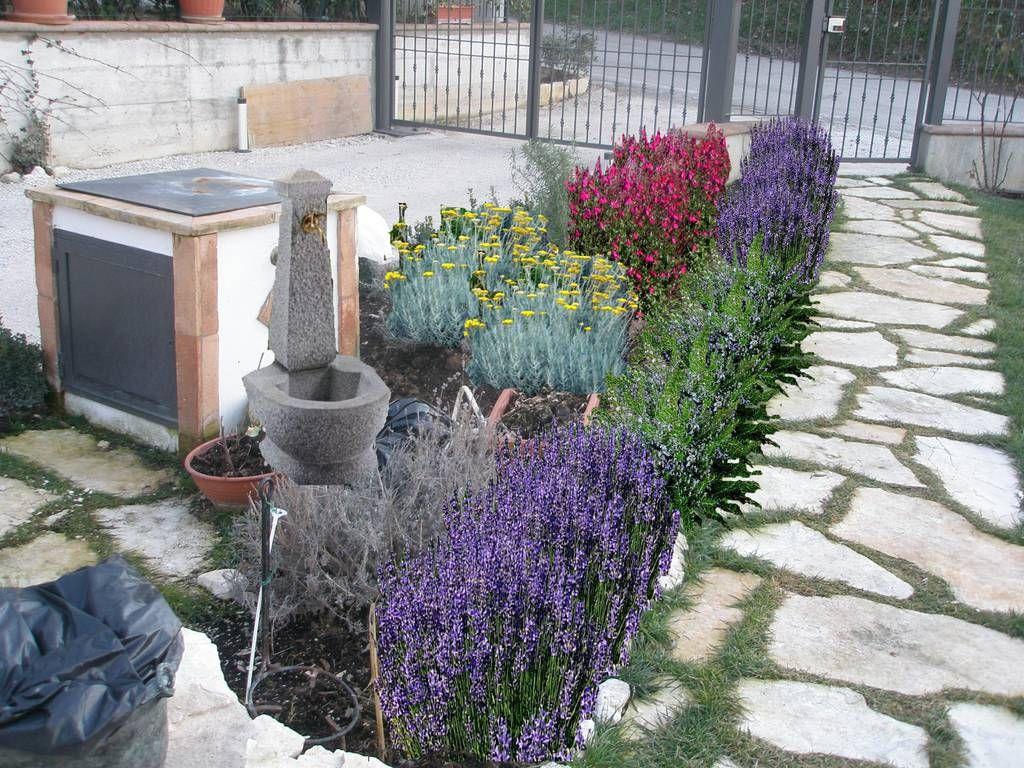 Progetti giardini privati gratis del lavandeto di assisi - Giardini privati progetti ...