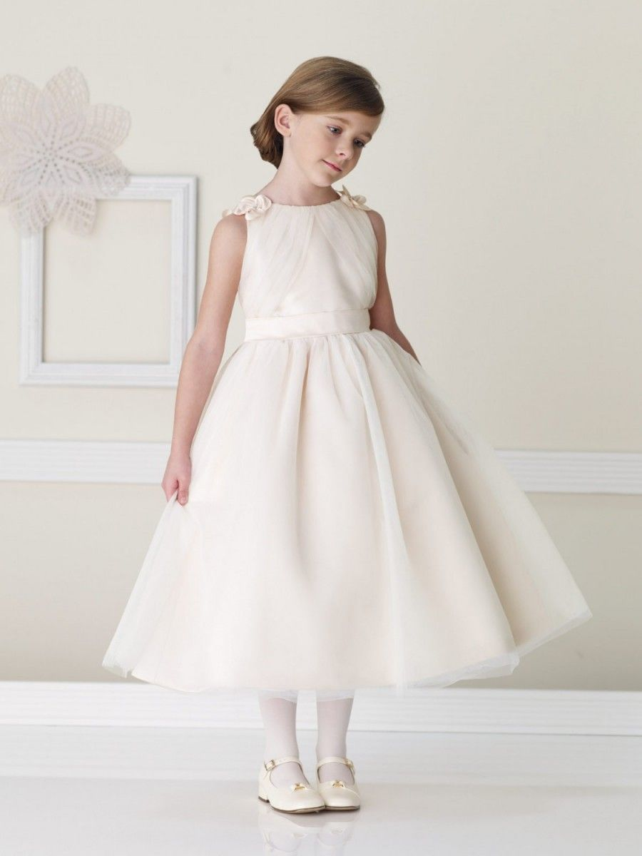 Moda Para Pajes Boda Elegante Elegant Wedding Vestidos