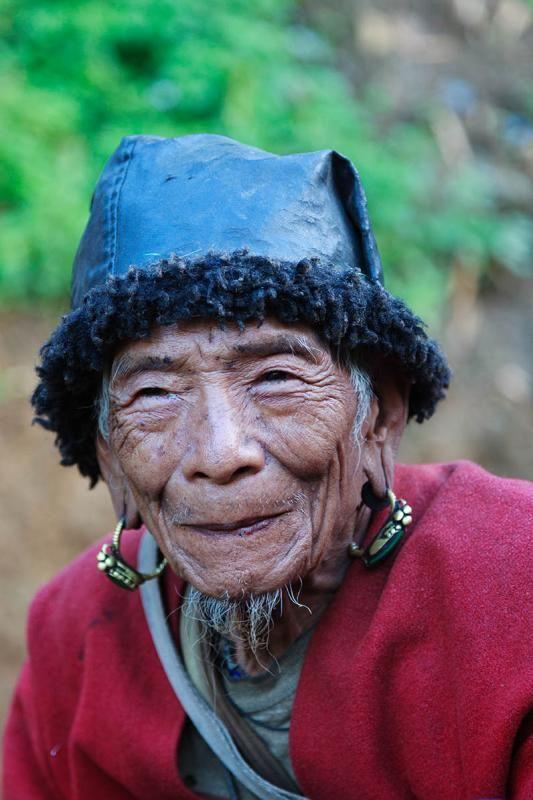India | The Tagin tribe is an indigenous group of people living at upper Subansiri district of Arunachal Pradesh. | © Jeroen Stemerdink