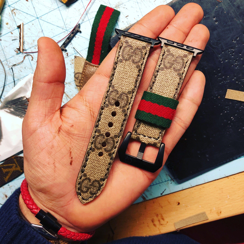 Caesarsshop Apple Watch Gucci Band Custom Apple Watch