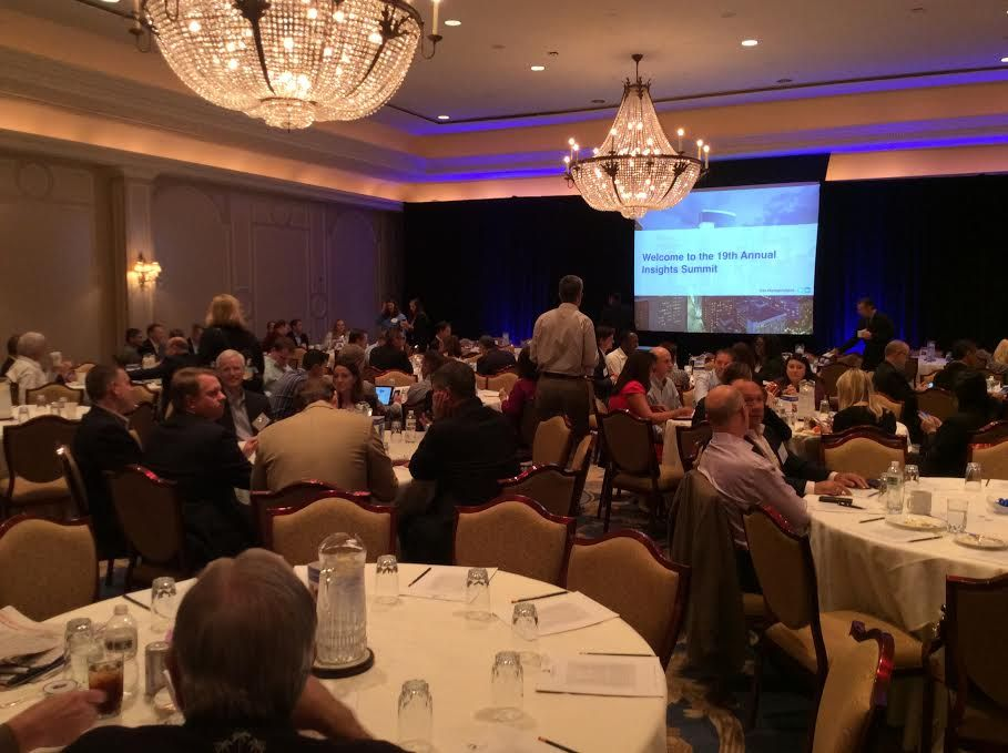 @kpmgus' 19th Annual Houston Insights Conference is now underway. #KPMGInsights