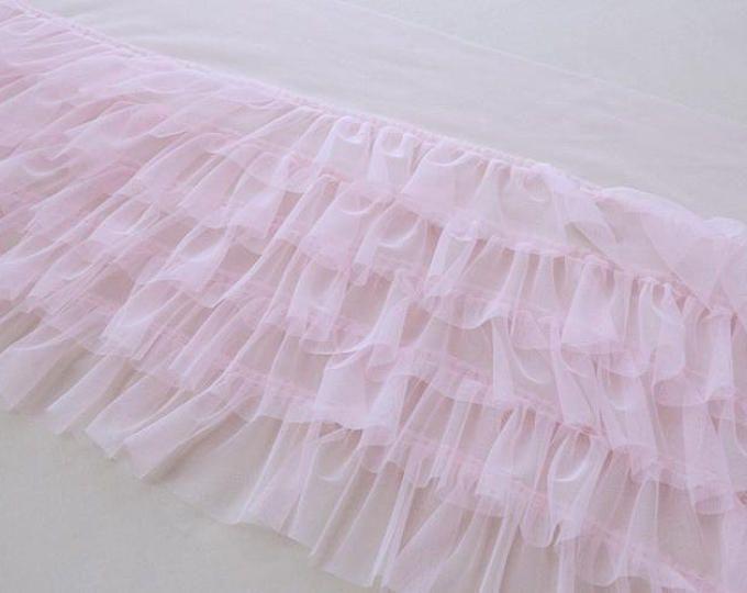 Lolita ruffled tulle trim for cake dress | Etsy