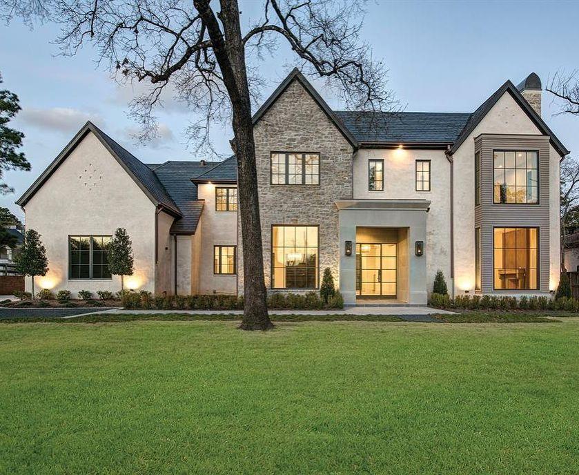 18 Excellent Contemporary Transitional Living Room Ideas House Exterior Modern Farmhouse Exterior House Designs Exterior