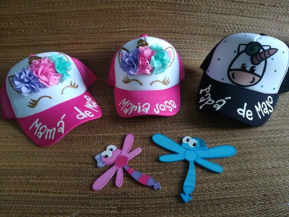 Gorras personalizadas Familia unicornio Abilia Shopping Whatsapp 3132196957 c13be951e2c