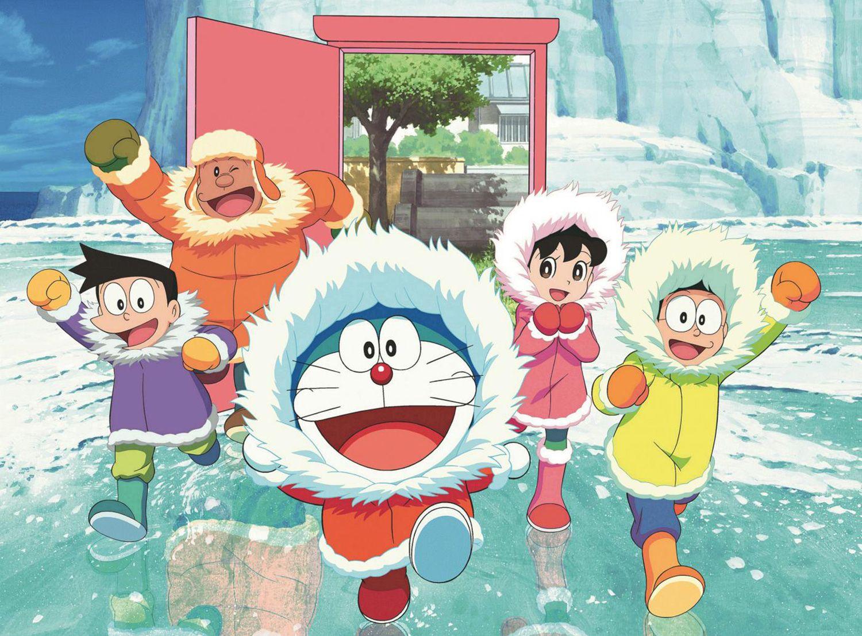 10 Amazing Anime Movies of 2017 in 2020 Doraemon