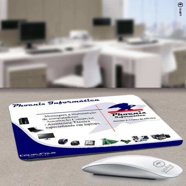 #usarecomunicacao #phoenixinformatica #mousepad