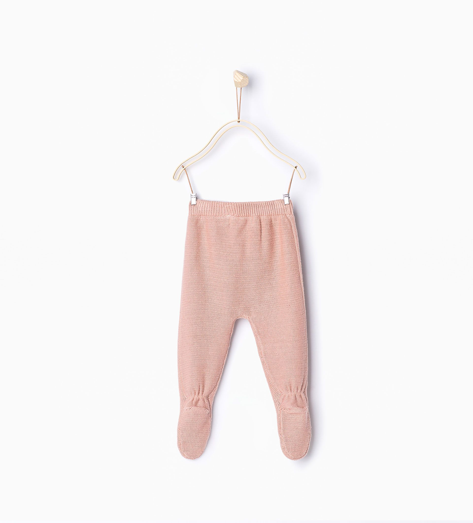 Basic knit leggings - Outfits & romper suits - Mini | 0 - 12 months - KIDS | ZARA United Kingdom